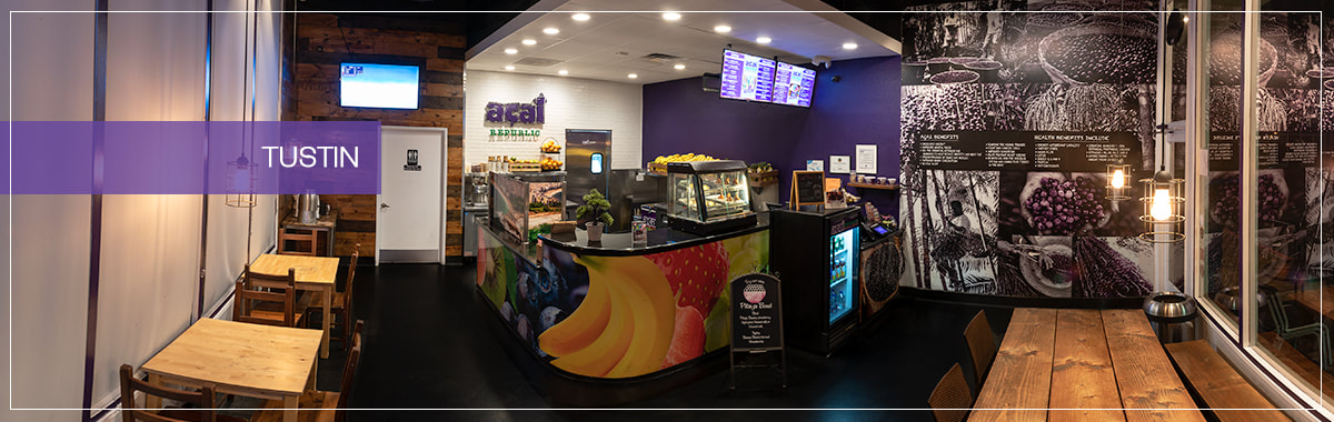 Acai Republic - Tustin, California